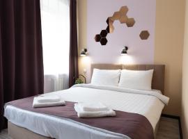 K2 Hotel St Petersburg, inn in Saint Petersburg