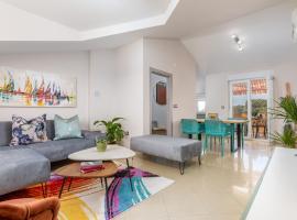 Apartment Vito with sea view, Ferienwohnung in Fažana
