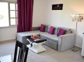 New Apartment in Delta Sharm Resort, free wifi, apartment in Sharm El Sheikh