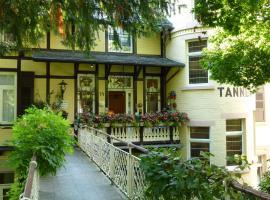 Hotel Tanneck, Hotel in der Nähe von: The Merkur, Baden-Baden