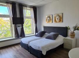 Studio Wijkhuizen, budget hotel in Zandvoort