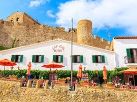 Hotel Cap d'Or, hotel a Tossa de Mar