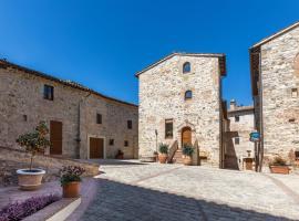 Borgo Petroro, отель в Тоди