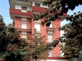 HOTEL ROSSINI, hotel a Rimini, Viserbella