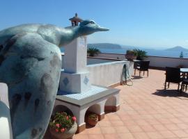 Stanza La Terrazza, guest house in Procida