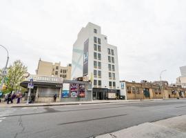 Hotel Ninety Five Fordham / St. Barnabas Hospital, hotel in Bronx