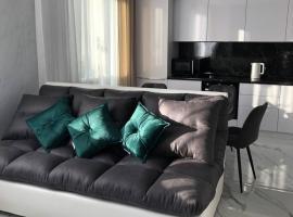 Кристалл, apartment in Tyumen