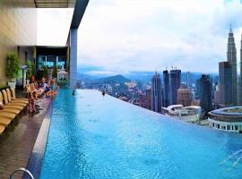 Serviced Suites @ Platinum KL, budget hotel in Kuala Lumpur