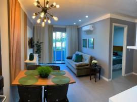 Ponta Negra Beach Luxury, apartment in Natal