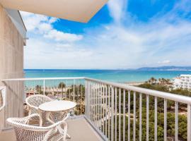 Leman Hotel y Apartamentos, hotel in Playa de Palma