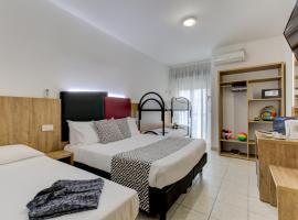 Hotel Grazia Riccione, hotel a Riccione