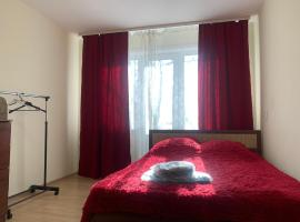 Apartment in the City Center, hotel near Marshala Pokryshkina Metro Station, Novosibirsk