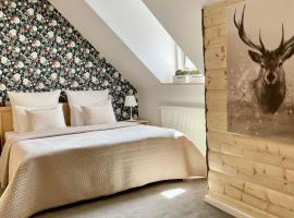 Jaszowianka Best For You – hotel w pobliżu miejsca Wyciąg narciarski Pod Skalicą w Ustroniu