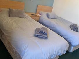 The Schooner Inn, hotel near Alnwick Castle, Amble