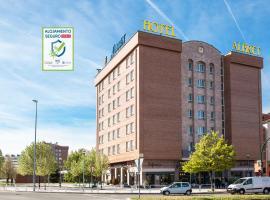 Hotel Albret, hotel in Pamplona