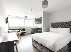 Stanley Street Studios, apartment in Liverpool