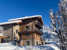 Bergheimat Tirol, Hotel in Lermoos