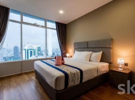 Vortex Suites KLCC by SK, íbúð í Kuala Lumpur