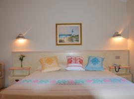 Hotel La Palma, hotell i San Teodoro