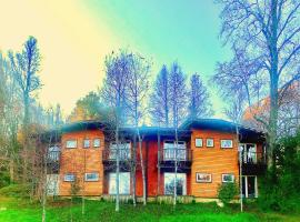 Elementos Eco Lodge, hotel en Pucón