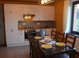 Chez Pèpère, gîte charmant et tranquille, holiday home in Trois-Ponts