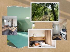 Camping Ty Nénez, hôtel à Pont-Scorff près de: Pont-Scorff Zoo