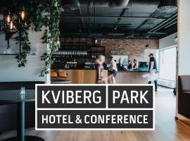 Kviberg Park Hotel & Conference, hotel in Gothenburg