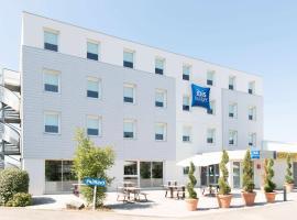 Hotel Ibis Budget Lyon Eurexpo -, hotel in Chassieu
