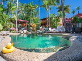Travellers Oasis, hotel near TAFE Queensland North - Cairns Campus, Cairns