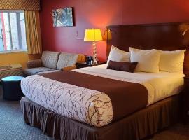 Olympic Inn & Suites, готель у місті Абердін