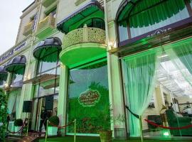 Hotel Arhan Samarkand, hotel en Samarcanda