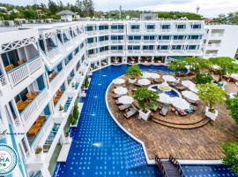 Andaman Seaview Hotel - Karon Beach, hotel near Dino Park Mini Golf, Karon Beach