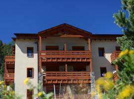 Vacancéole - Les Chalets de l'Isard, hotel in Les Angles