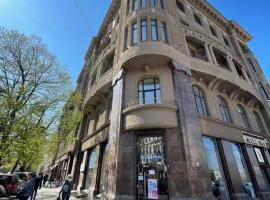 Lift Hotel Boutiqe, Hotel in Odessa