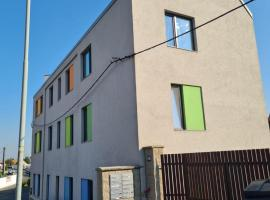 Apartman Astarta, ubytování v Mělníku