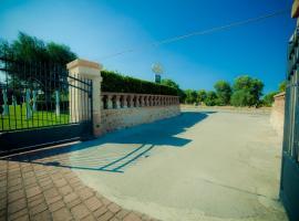 Villa Barone, appartamento a San Vito dei Normanni