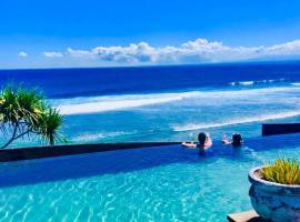 The Palms Ceningan Hotel, hotel in Nusa Lembongan