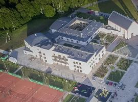 Franciscan guest house, atostogų būstas mieste Klaipėda