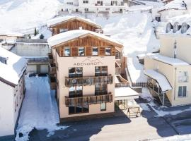 Hotel Abendrot by Alpeffect Hotels, hotel in Ischgl