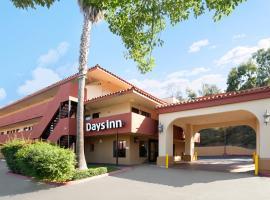 Days Inn by Wyndham Encinitas Moonlight Beach, hotel in Encinitas
