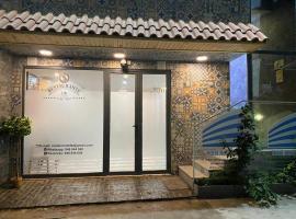 Residence DB, hotel near Quatro de Fevereiro International Airport - LAD,