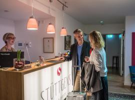 Stüttgens Hotel, отель в городе Фельберт