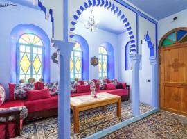 Casa Lala Rhima, apartamento en Chefchaouen