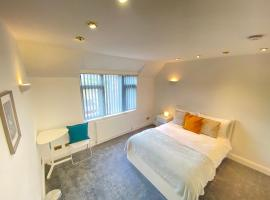 Airport Comfy Stay, hotel in Harmondsworth