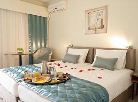 Hotel Galaxias, hotel in Rhodes Town