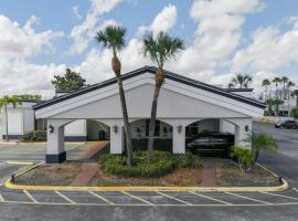 Stayable Suites Florida Mall Orlando, hotel in Orlando