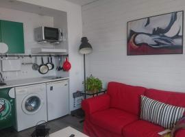 Apartamento turístico en la Costa del Sol, lägenhet i Torremolinos
