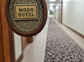 Modo Hotel, hotel in Vercelli