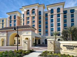 Homewood Suites By Hilton Orlando Flamingo Crossings, Fl, hotel cerca de Disney World, Orlando