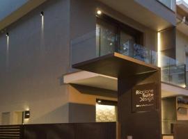 RICCIONE SUITE DESIGN, apartment in Riccione